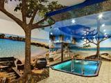 Песочный остров, оздоровительный центр
